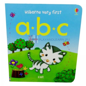 Very First Words. ABC