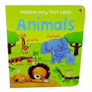 Very First Words. Animals