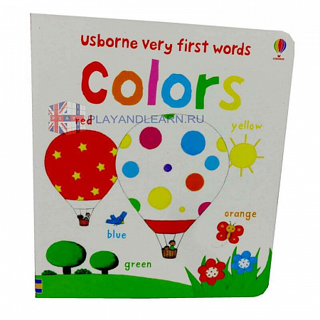 Very First Words. Colours