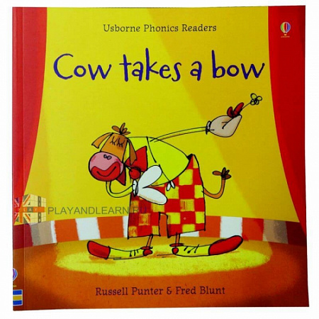 Cow Taked a Bow (Phonics Readers)