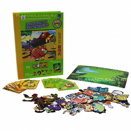 Animals Magnet Puzzle
