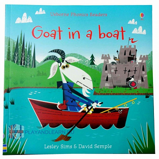 Goat in a Boat (Phonics Readers)